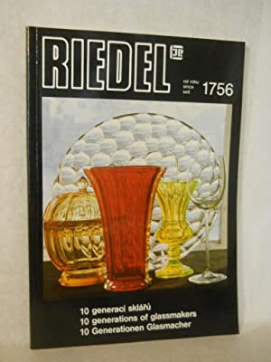 Riedel Since 1756: 10 Generations of Glassmakers: Vranitzky, Dr. Franz, foreword