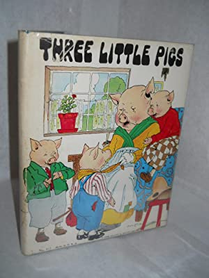 The Three Little Pigs: Piper, Watty, reteller.