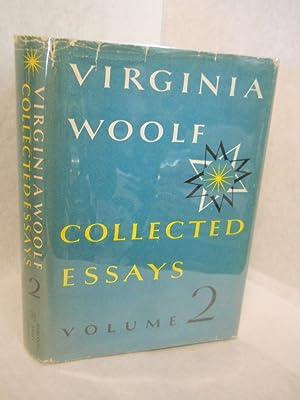 Collected Essays, Volume II: Woolf, Virginia