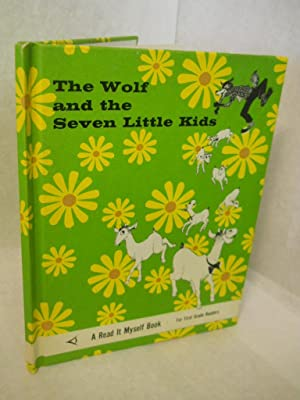The Wolf and the Seven Little Kids. A Read It Myself book: Pavel, Frances K., adapter.