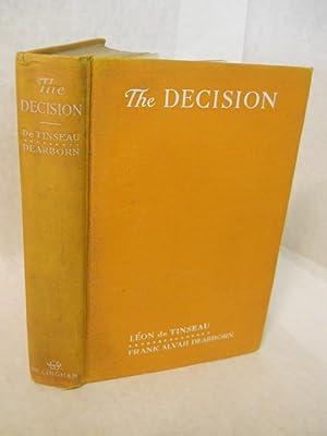 The Decision: De Tinseau, Leon.
