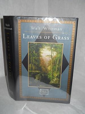 Leaves of Grass: Whitman, Walt.