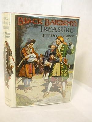 Black Bartlemy's Treasure: Farnol, Jeffery.