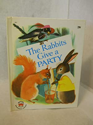 The Rabbits Give a Party: Dermine, Lucie.