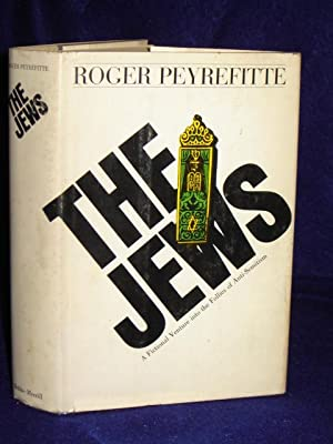 The Jews: a fictional venture into the follies of antisemitism: Peyrefitte, Roger
