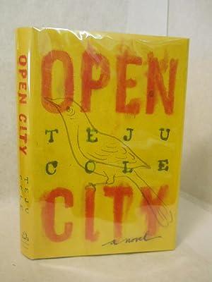 Open City: A Novel: Cole, Teju.