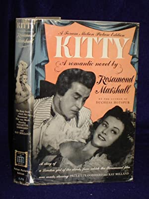 Kitty, a Romantic Novel [A Forum Motion Picture Edition]: Marshall, Rosamond
