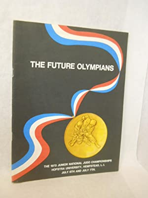 The Future Olympians: the 1973 Junior National Judo Championships: Appelbaum, Mel, introduction