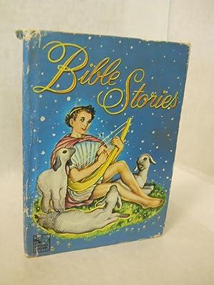 Bible Stories: Trent, Robbie.