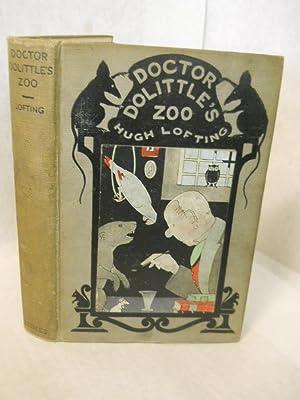 Doctor Doolittle's Zoo: Lofting, Hugh.