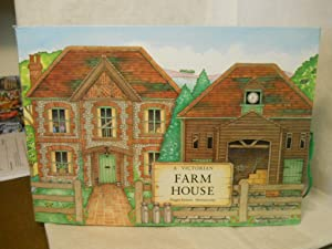 A Victorian Farm House: Pop Up and Tie Back: Lelie, Herman; Bateson, Maggie