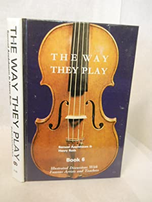 The Way They Play - Book 6: Applebaum, Samuel &