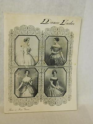 Dance Index. Vol III, Nos 9,10,11, Sept - Oct - Nov 1944: Windham, Donald, editor.