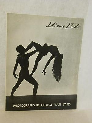 Dance Index. Vol III, No 12, December 1944: Windham, Donald, editor.
