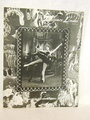 Dance Index. Vol IV, No 10 October 1945: Windham, Donald, editor.