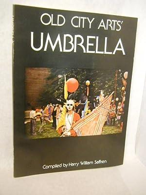 Umbrella, a Publication of Old City Arts: Saffren, Harry William, editor