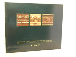 20th Century American Frames from the Lowy Collection: Methner, Mark, introduction