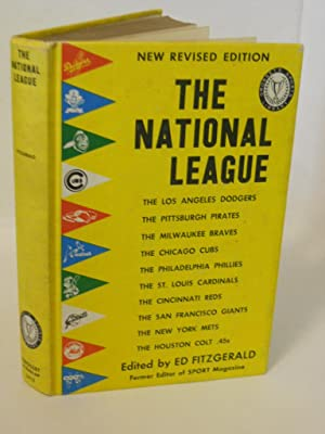 The National League. New Revised Edition: Fitzgerald, Ed, editor