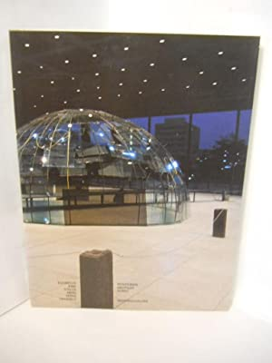 Positionen heutiger Kunst [installations of contemporary art]: Hassemer, Volker, foreword
