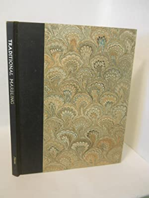 Traditional Marbling. SIGNED by author: Nevins, Iris