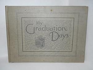 My Graduation Days: Colborne, Elizabeth, designer.