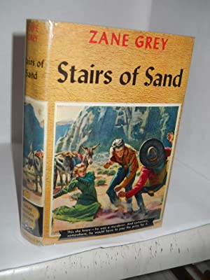 Stairs of Sand. Great Western Edition #35: Grey, Zane
