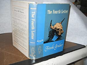 The Fourth Letter. A Murray Hill Mystery: Gruber, Frank