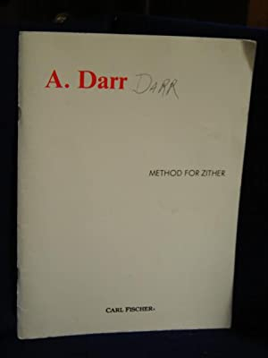 Method for Zither.: Darr, A.