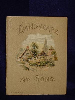 Landscape and Song: Nesbit, E., compiler