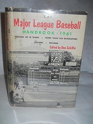 The Major League Baseball Handbook 1961: Schiffer, Don, editor