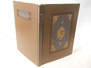 The Rubaiyat of Omar Khayyam. SIGNED by: Omar Khyyam.
