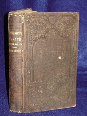 Essays: Second Series: Emerson, R.W.