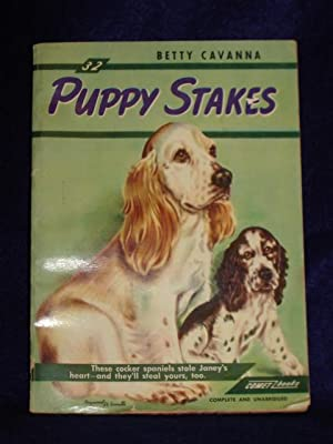 Puppy Stakes: Cavannah, Betty