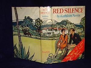 Red Silence: the story of a girl who kept her secret: Norris, Kathleen