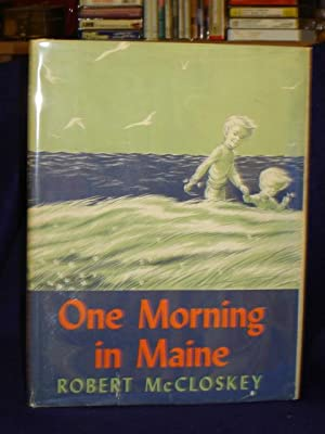 One Morning in Maine: McCloskey, Robert