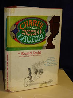 Charlie and the Chocolate Factory: Dahl, Roald
