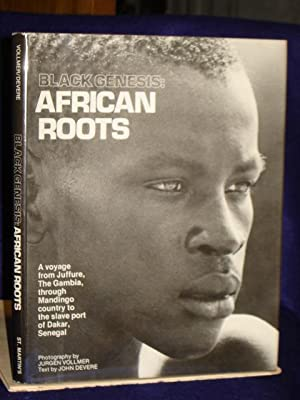 Black Genesis: African Roots: A Voyage from: Devere, John