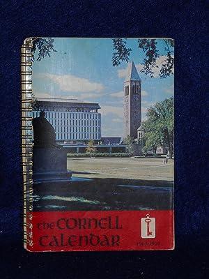 The Cornell Calendar 1969-1970: MacLeod, Thomas D., president