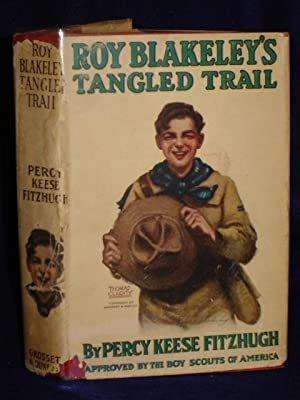 Roy Blakeley's Tangled Trail: Fitzhugh, Percy Keese