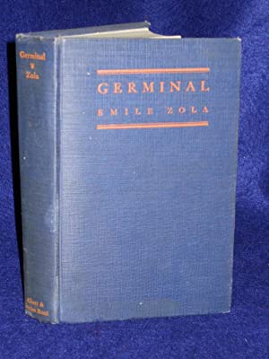 Germinal or Master and Man: Zola, Emile