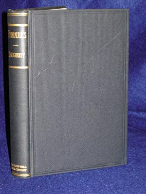 Hydraulics: a text on practical fluid mechanics: Daugherty, R.L.