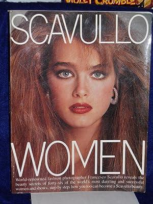 Scavullo Women. SIGNED by author: Scavullo, Francesco