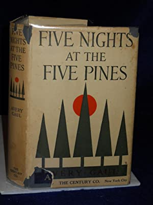 Five Nights at the Five Pines: Gaul, Avery