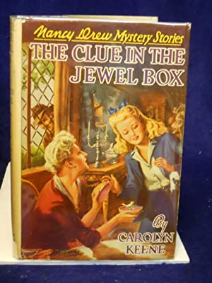 The Clue in the Jewel Box: Nancy Drew Mystery Stories: Keene, Carolyn