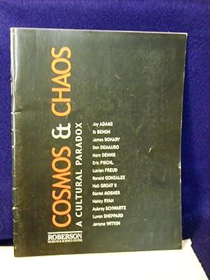 Cosmos & Chaos: a cultural paradox: Boime, Albert with Nancy E. Green & Hall Groat II