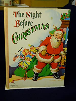 The Night Before Christmas: Moore, Clement G.].