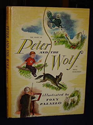 The Story of Peter and the Wolf: Prokofieff, Serge