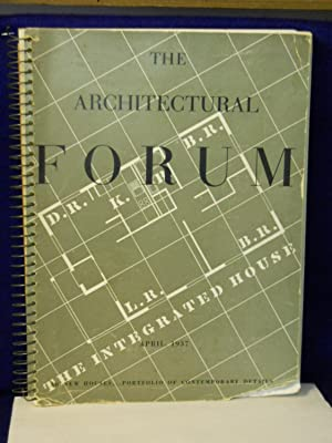 The Architectural Forum. April, 1937. Volume 66, Number Four.: Myers, Howard, editor