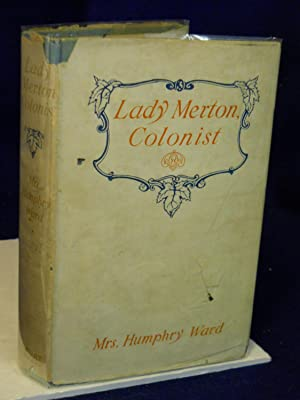 Lady Merton, Colonist: Ward, Mrs. Humphry