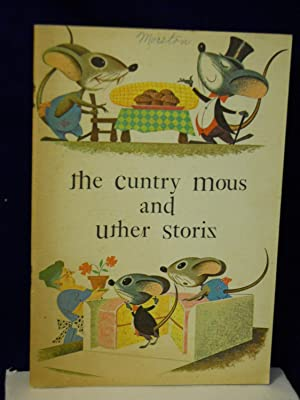 The cuntry mous and uther storis [The Country Mouse and Other Stories; ITA]: McIntosh, Dr. J.R., ...